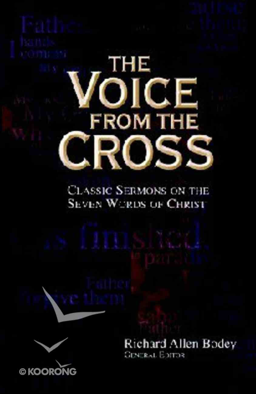 The Voice From the Cross Paperback
