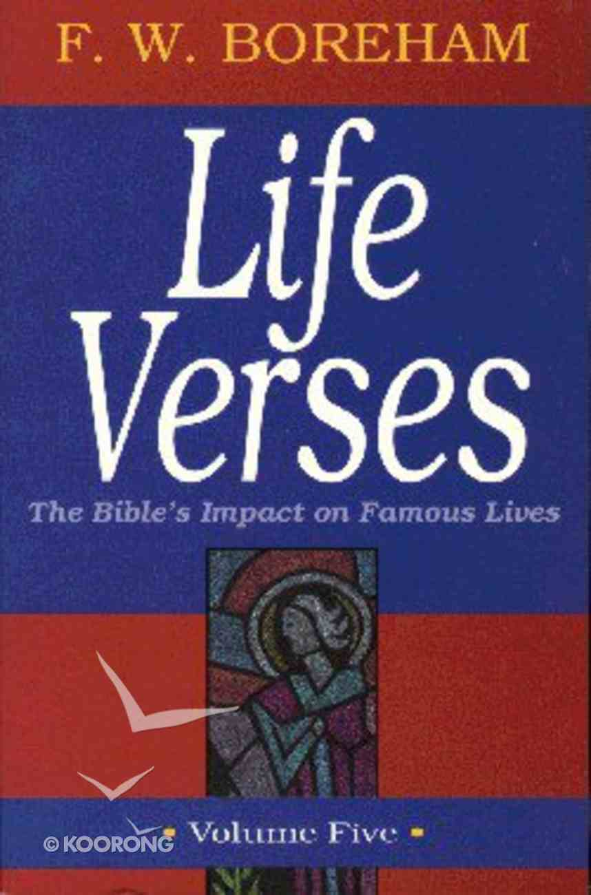 Life Verses #05: A Temple of Topaz Paperback