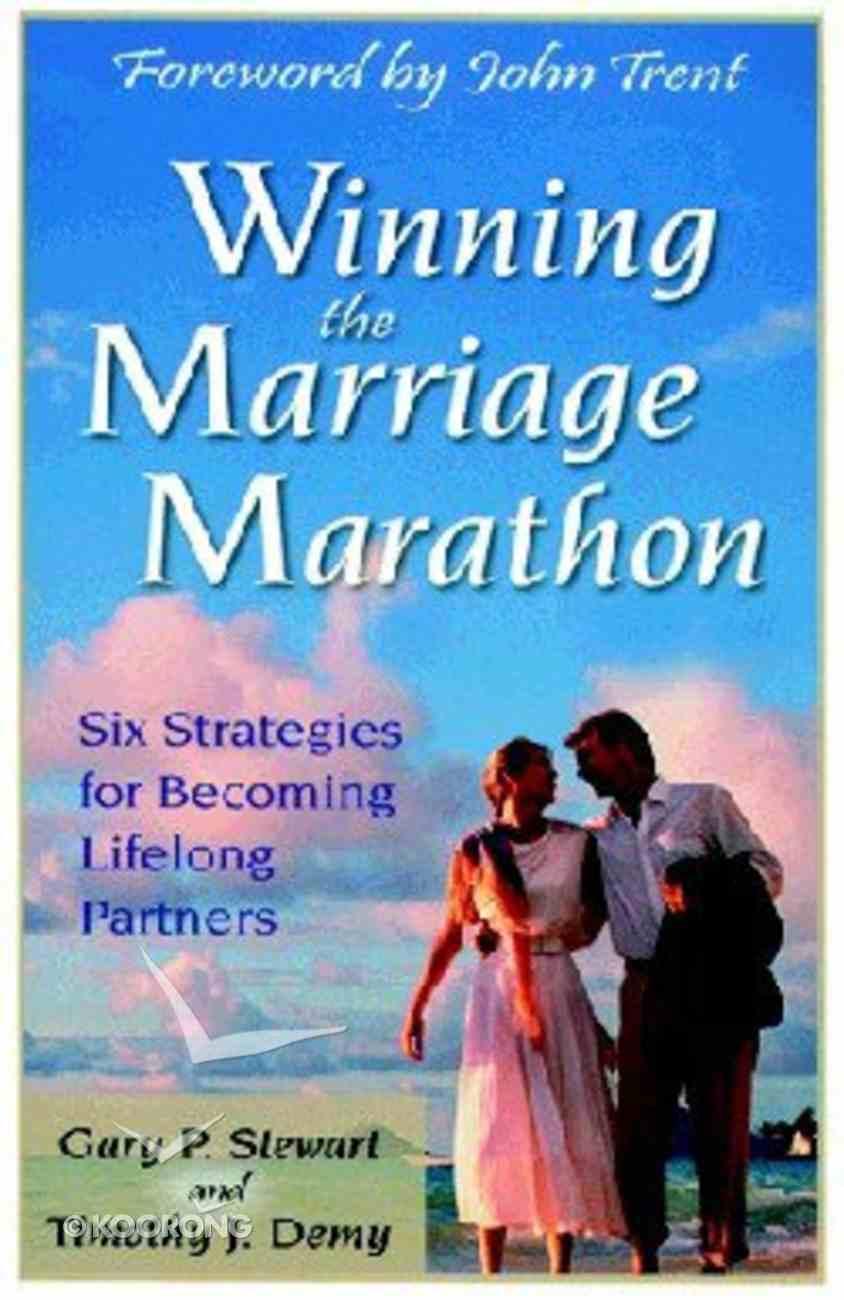 Winning the Marriage Marathon Paperback