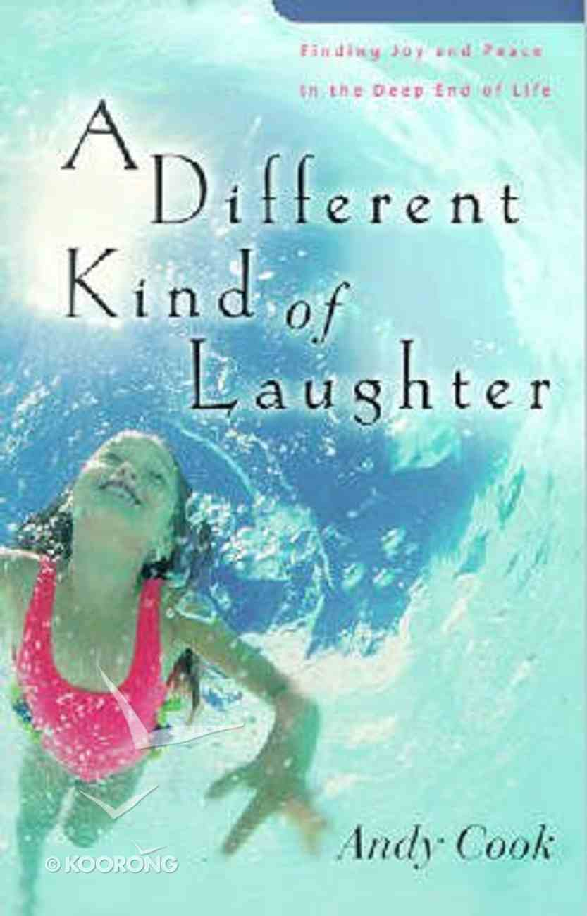A Different Kind of Laughter Paperback