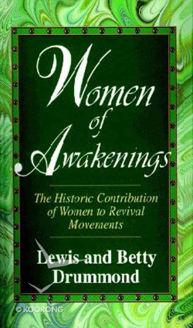 Women of Awakenings Paperback