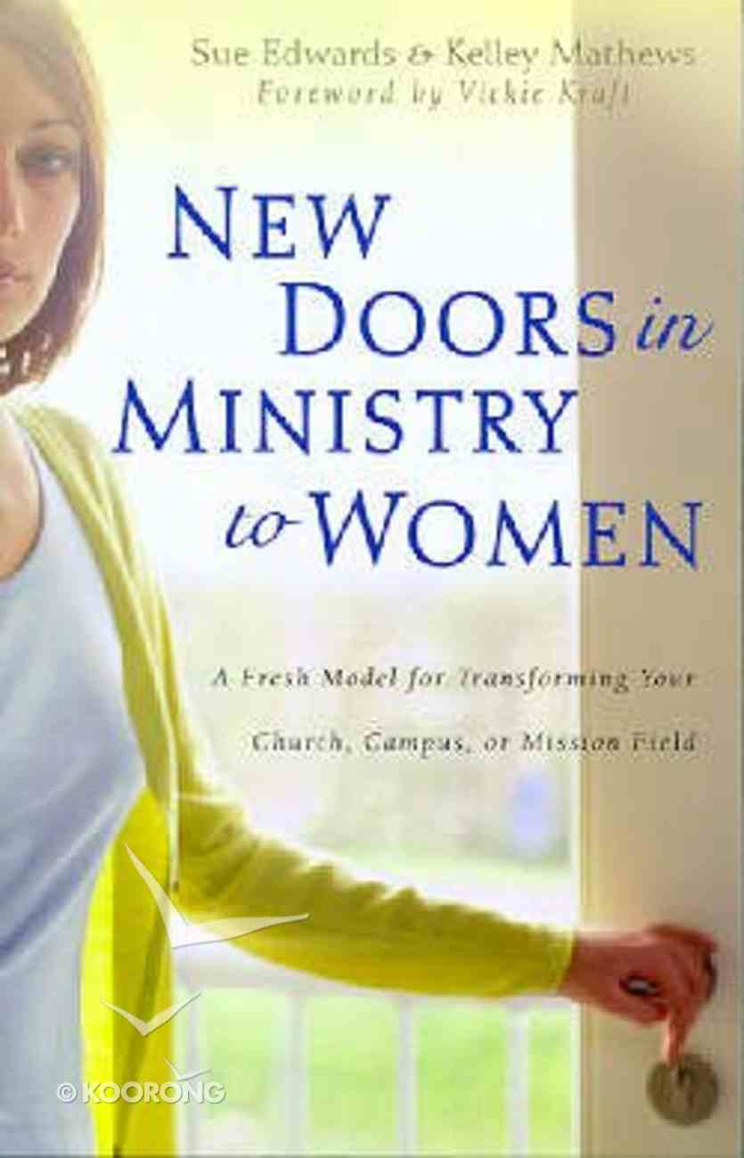 New Doors in Ministry to Women Paperback