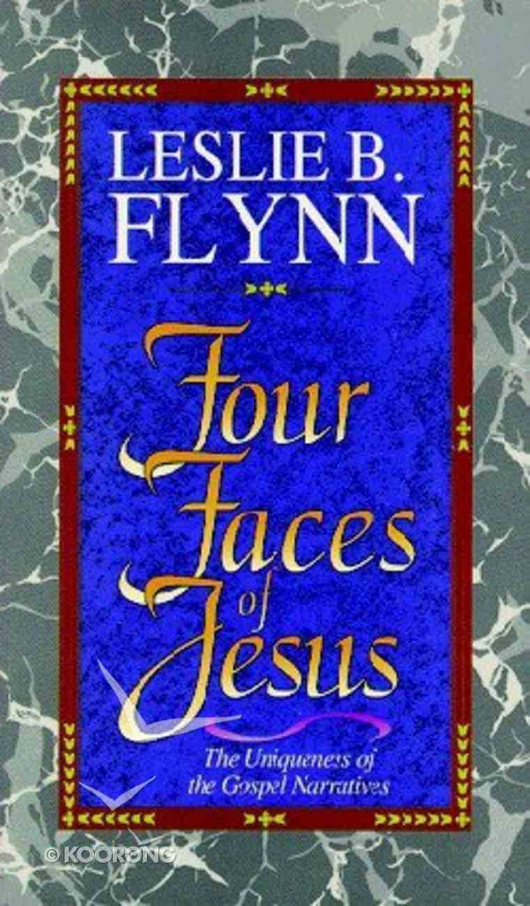 Four Faces of Jesus Paperback