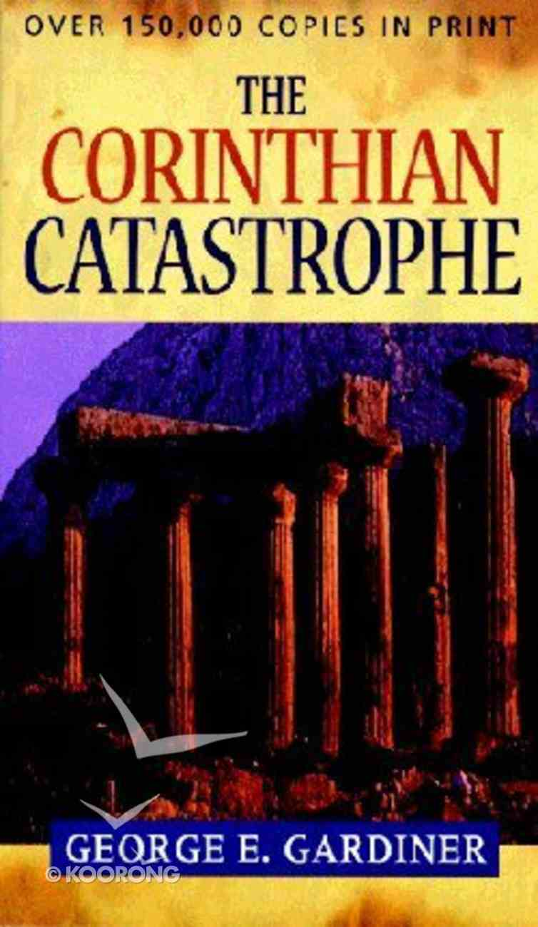 The Corinthian Catastrophe Paperback
