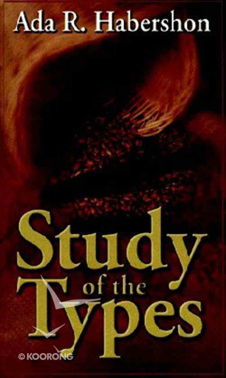 Study of the Types Paperback