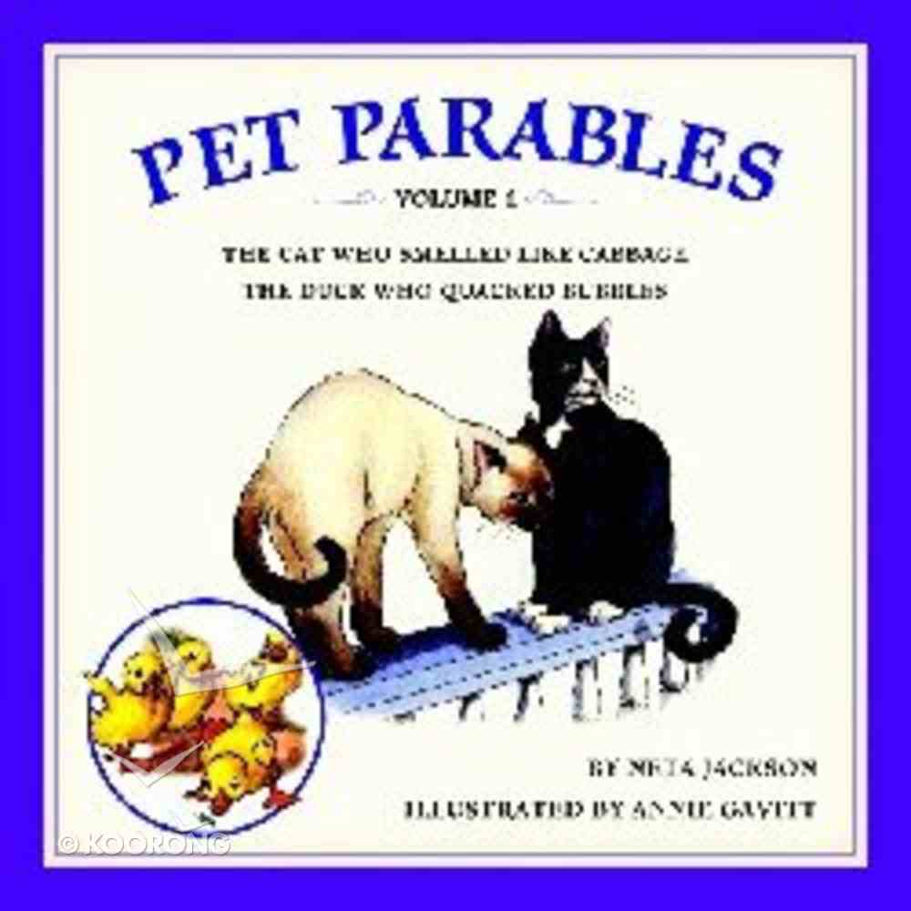 Pet Parables Volume 1 Hardback