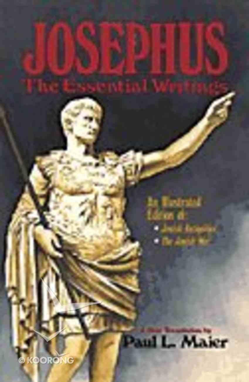 Josephus: The Essential Writings Hardback