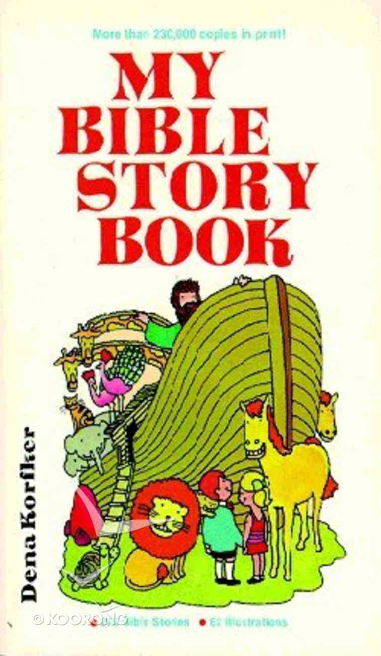 My Bible Story Book Paperback
