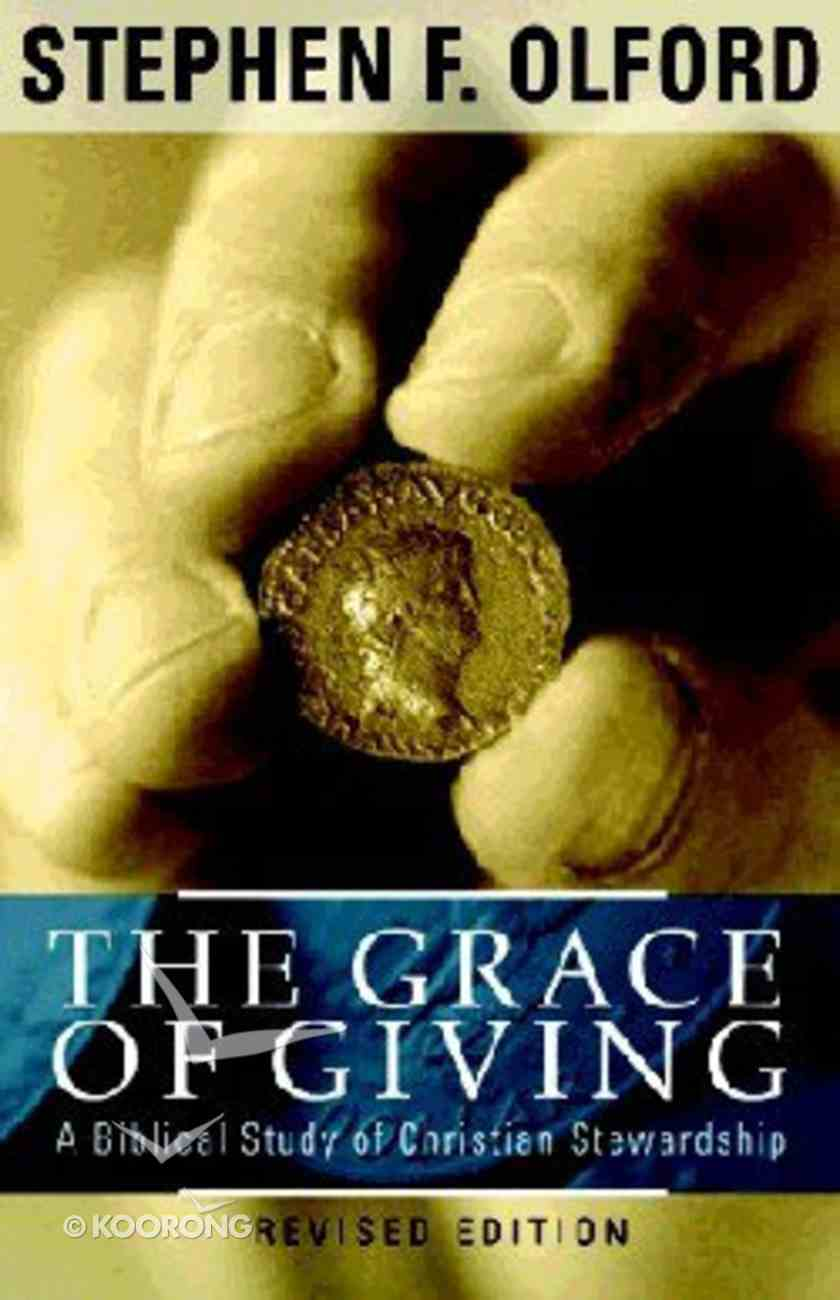 The Grace of Giving Paperback