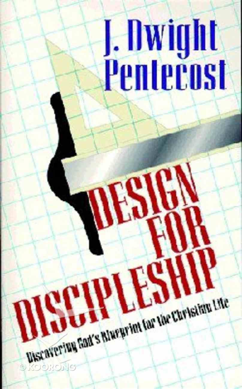Design For Discipleship Paperback