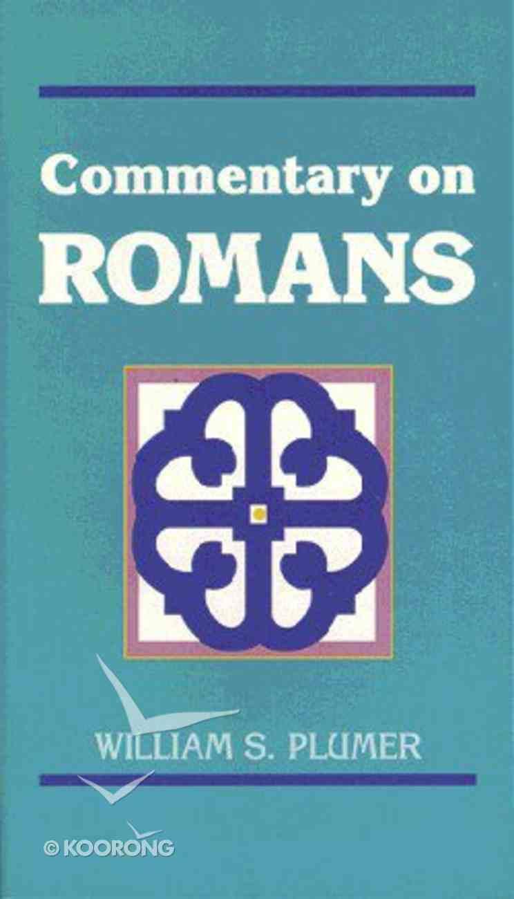 Commentary on Romans Hardback