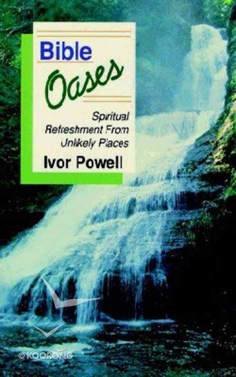 Bible Oases Paperback