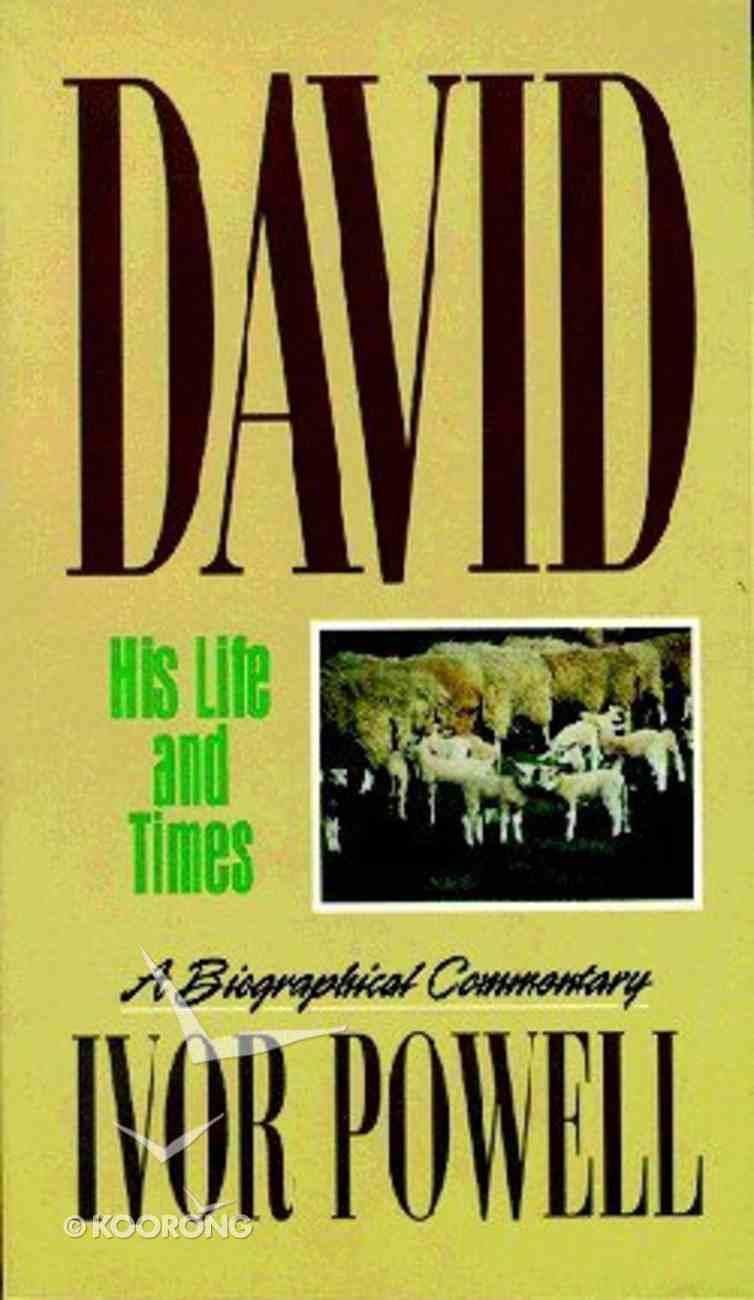 David Paperback