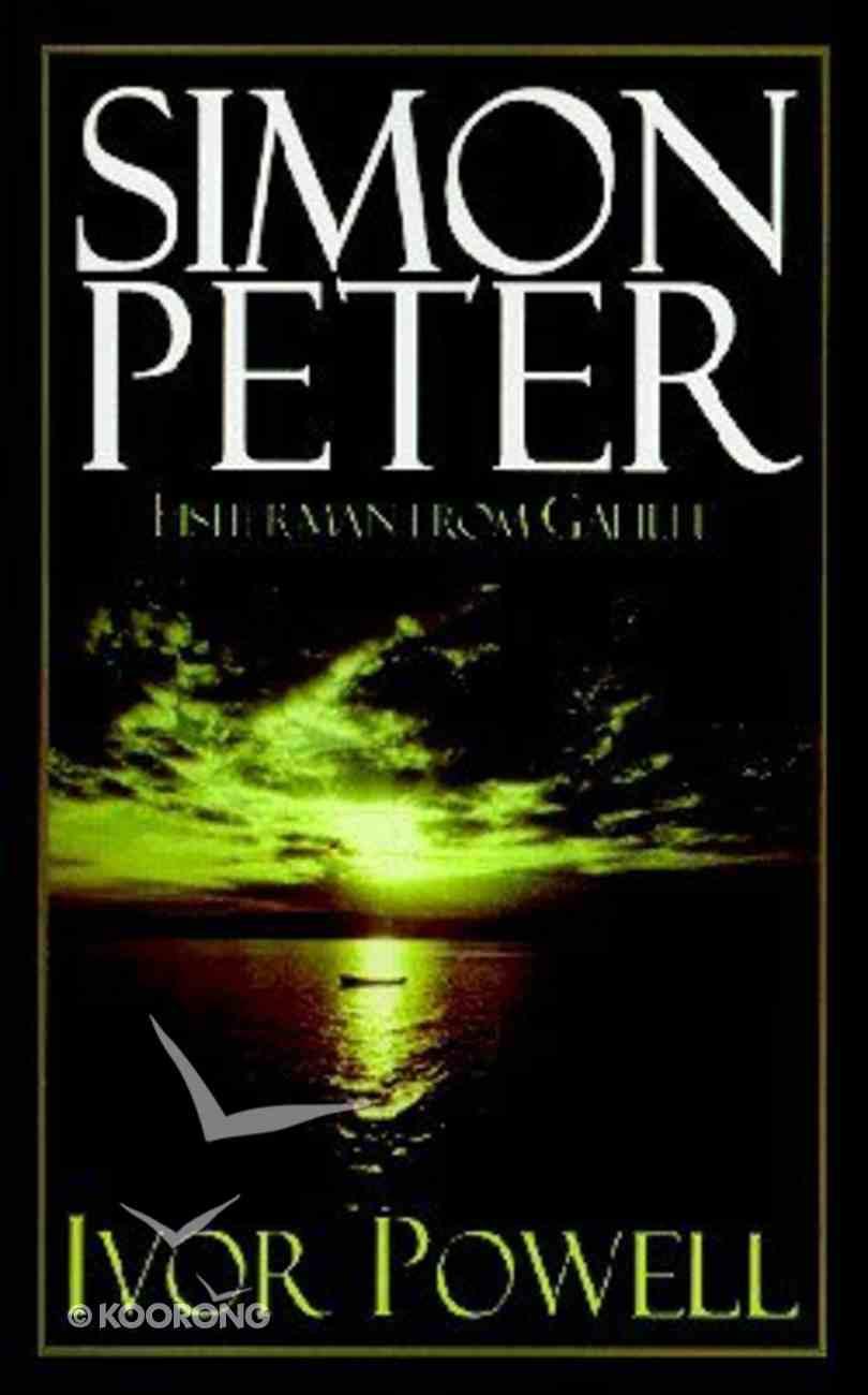Simon Peter Paperback