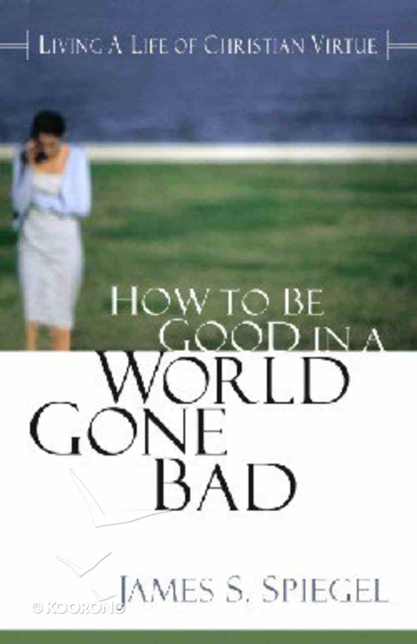 How to Be Good in a World Gone Bad Paperback