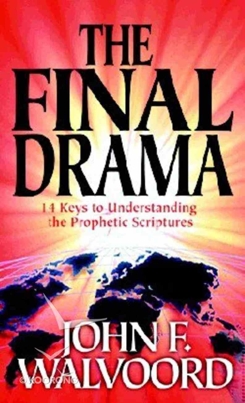The Final Drama Paperback