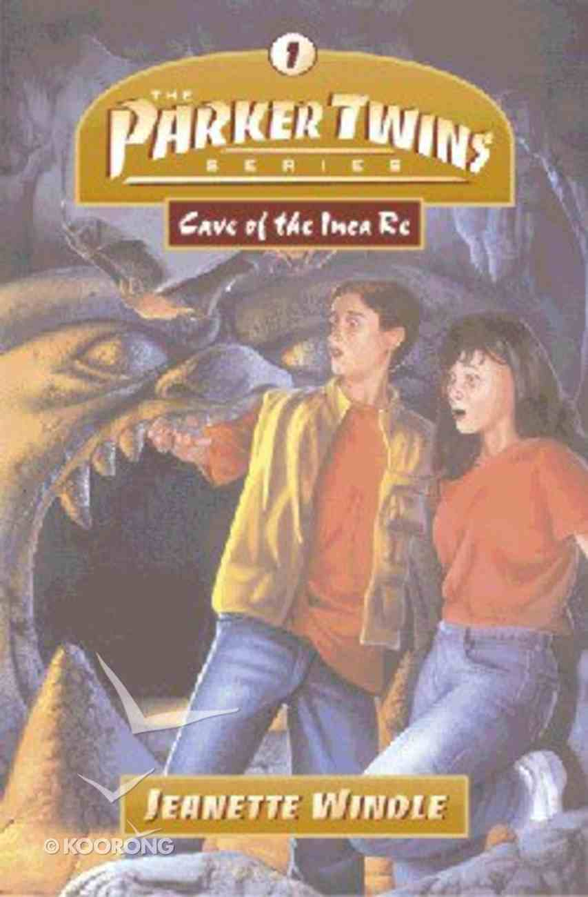 Cave of the Inca Re (#01 in Parker Twins Mysteries Series) Paperback