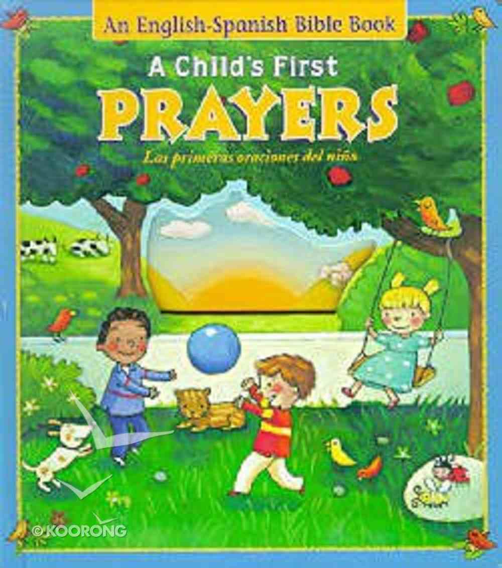 A Child's First Prayers Board Book
