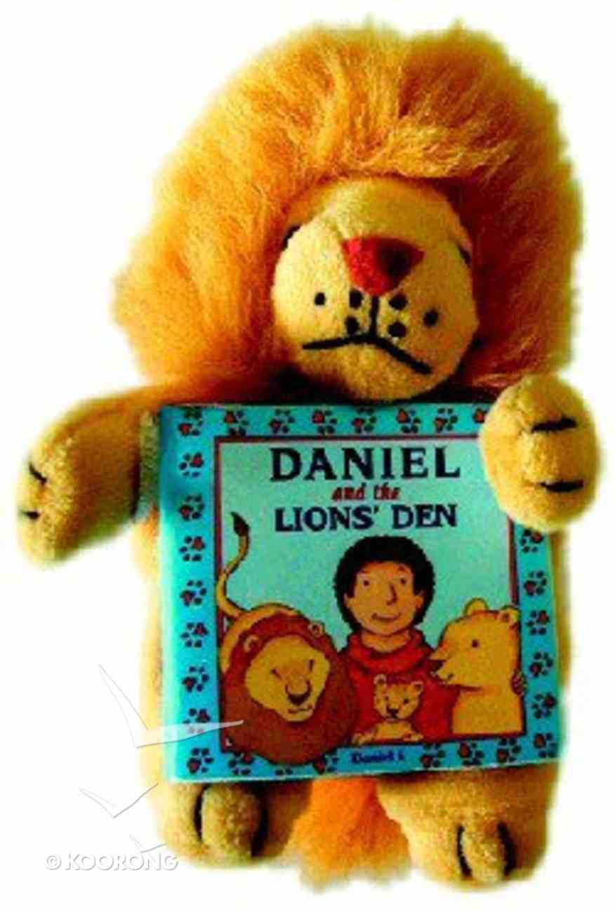 Daniel and the Lions' Den (Bible Friends Plus Book Series) Board Book