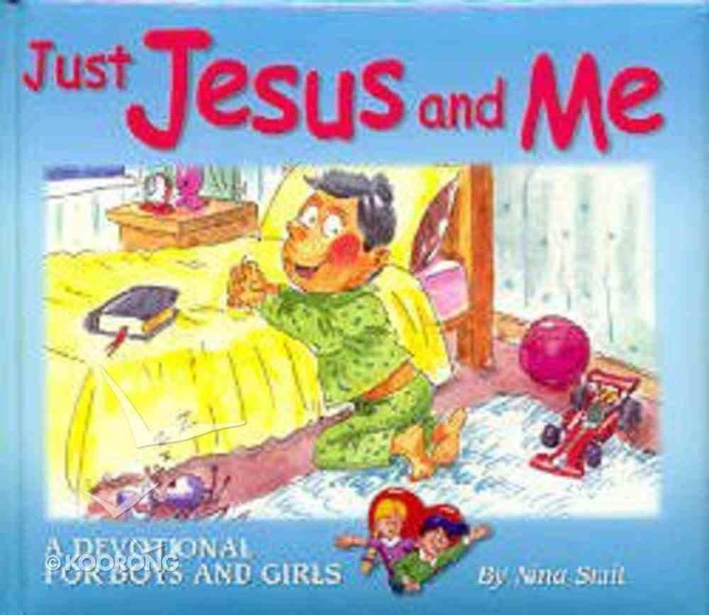 Just Jesus and Me Hardback
