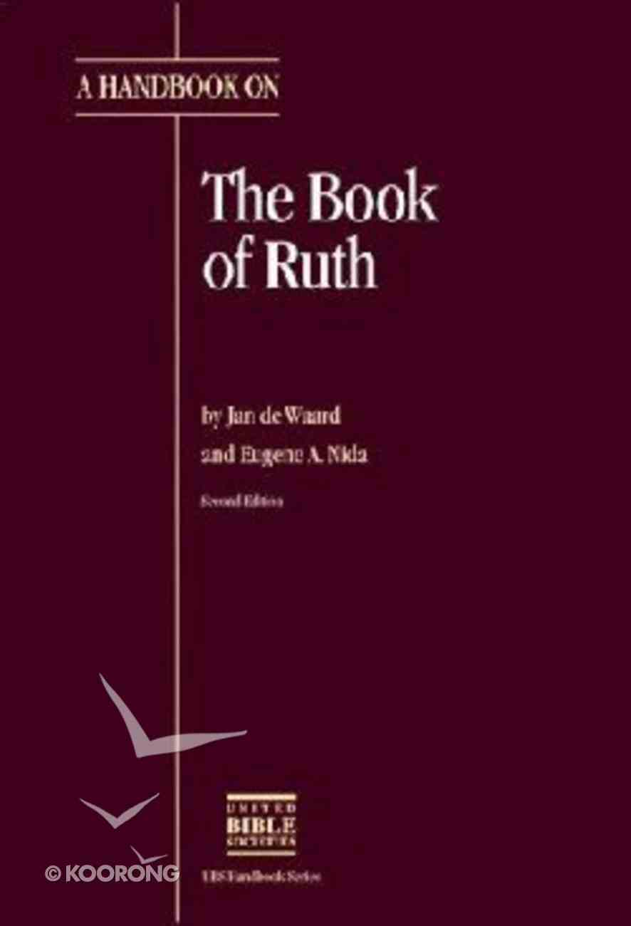 A Handbook on the Book of Ruth Paperback