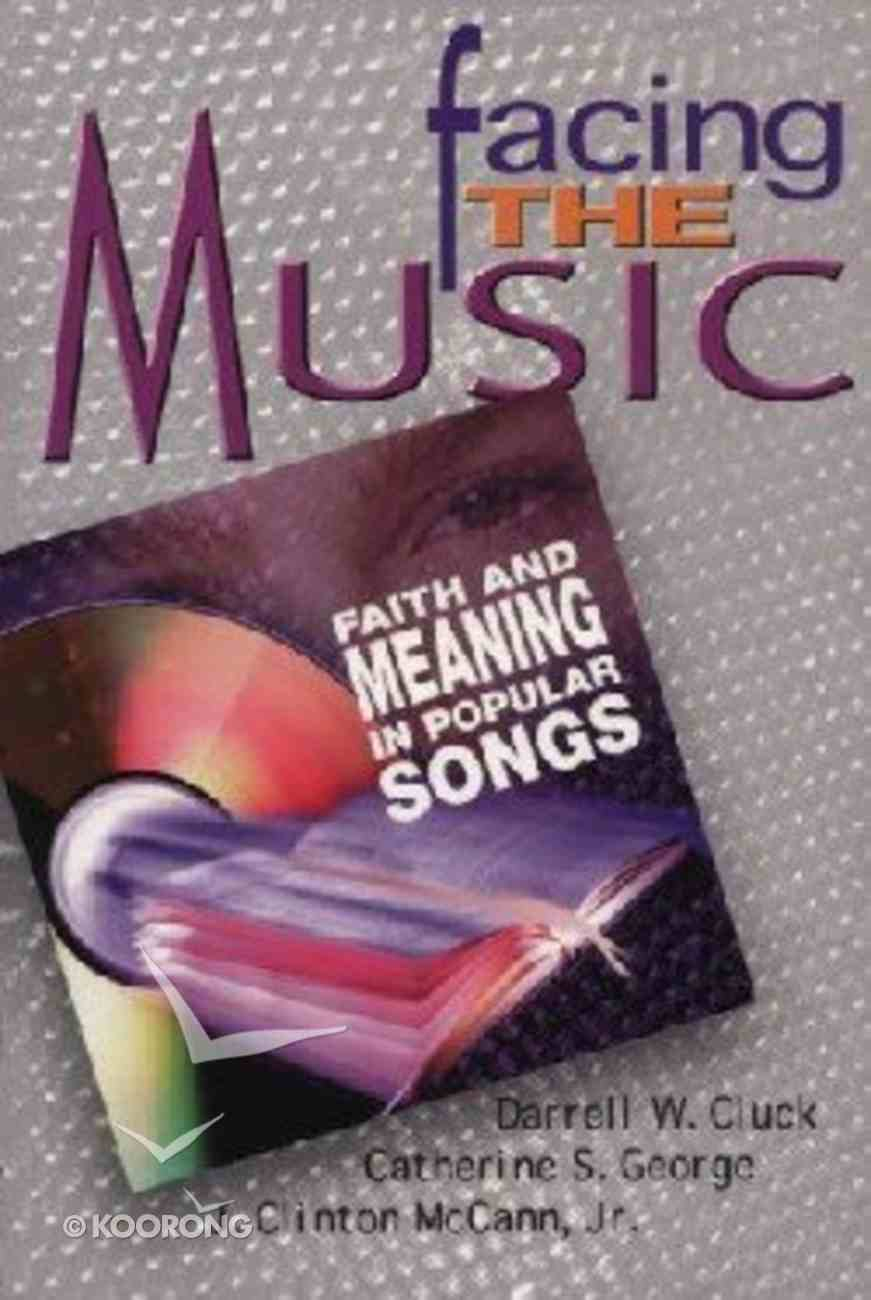 Facing the Music Paperback