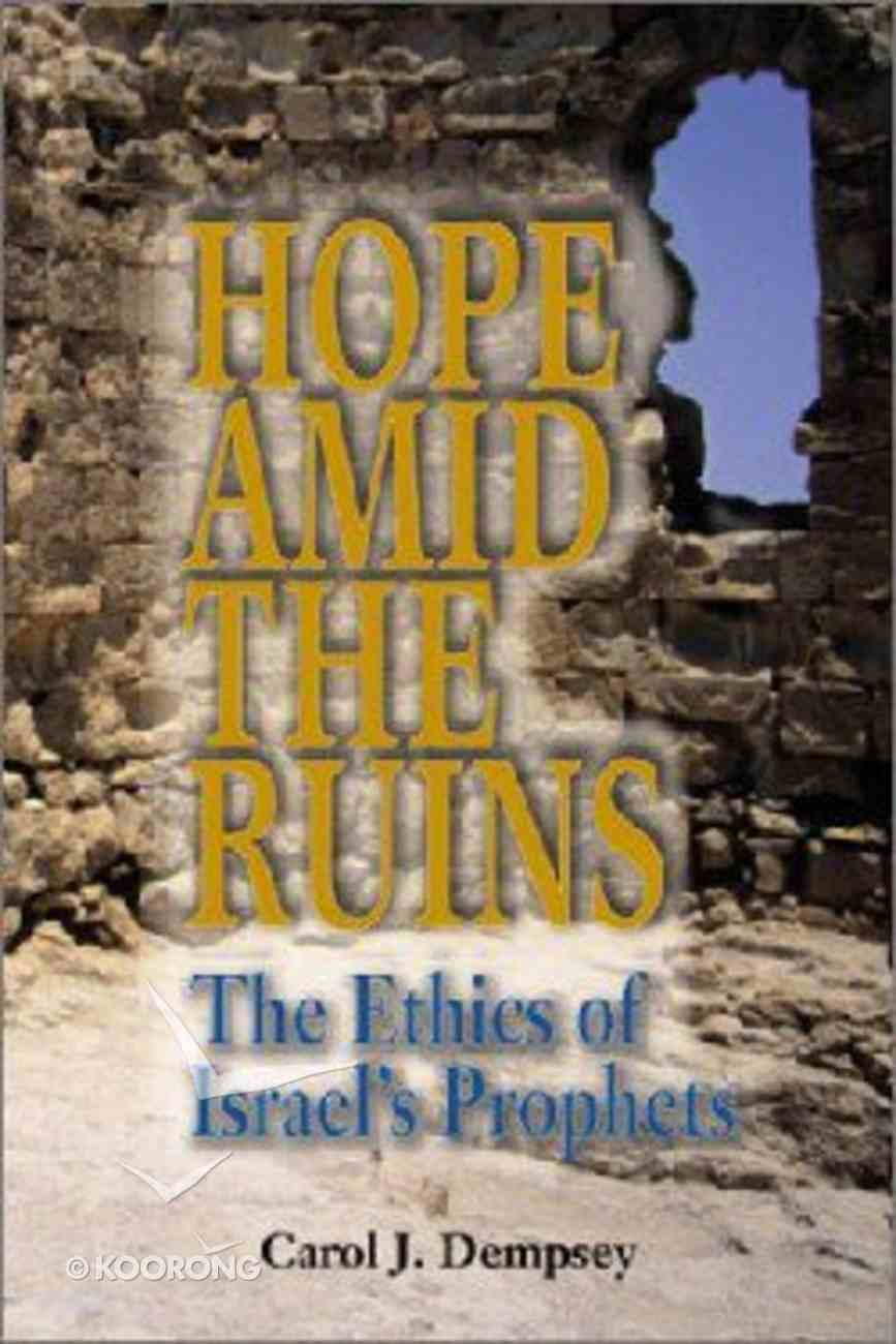 Hope Amid the Ruins Paperback