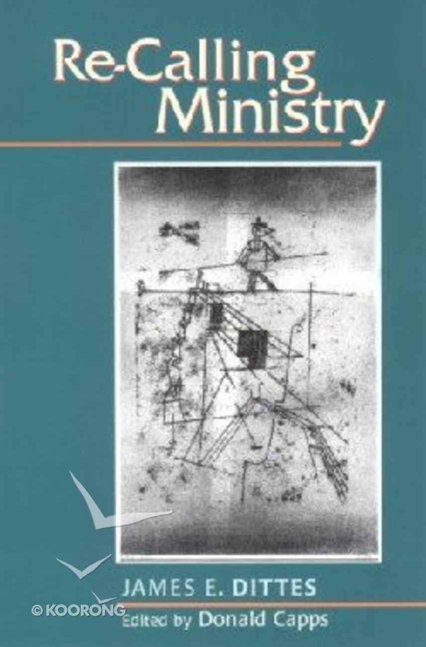 Re-Calling Ministry Paperback