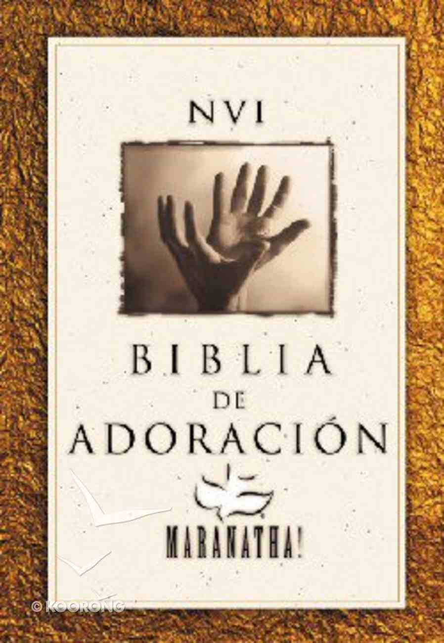 Nvi Spanish Worship Bible Paperback