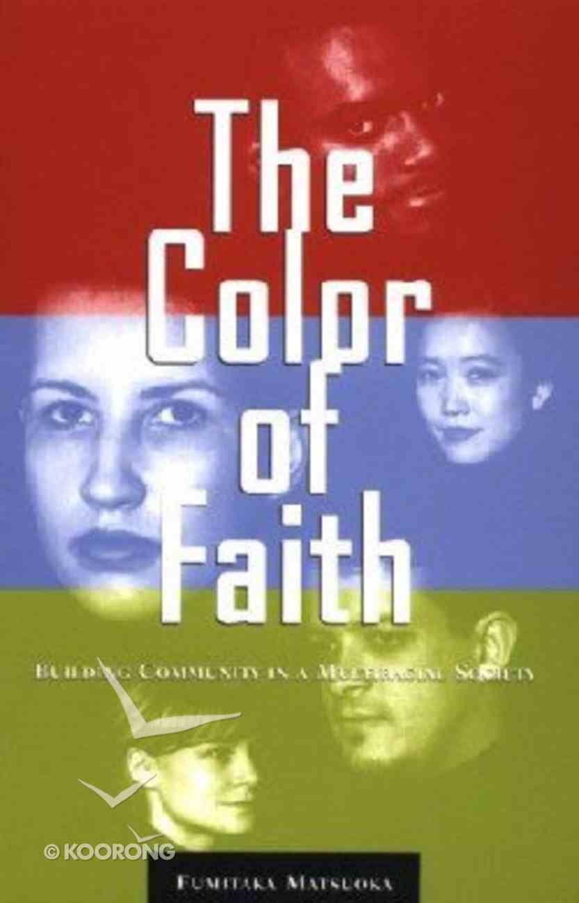 Color of Faith Paperback