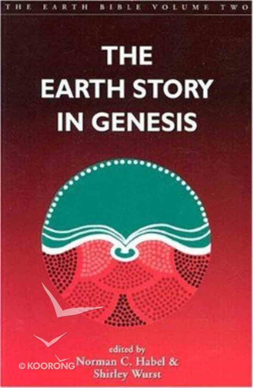 The Earth Stories in Genesis Paperback