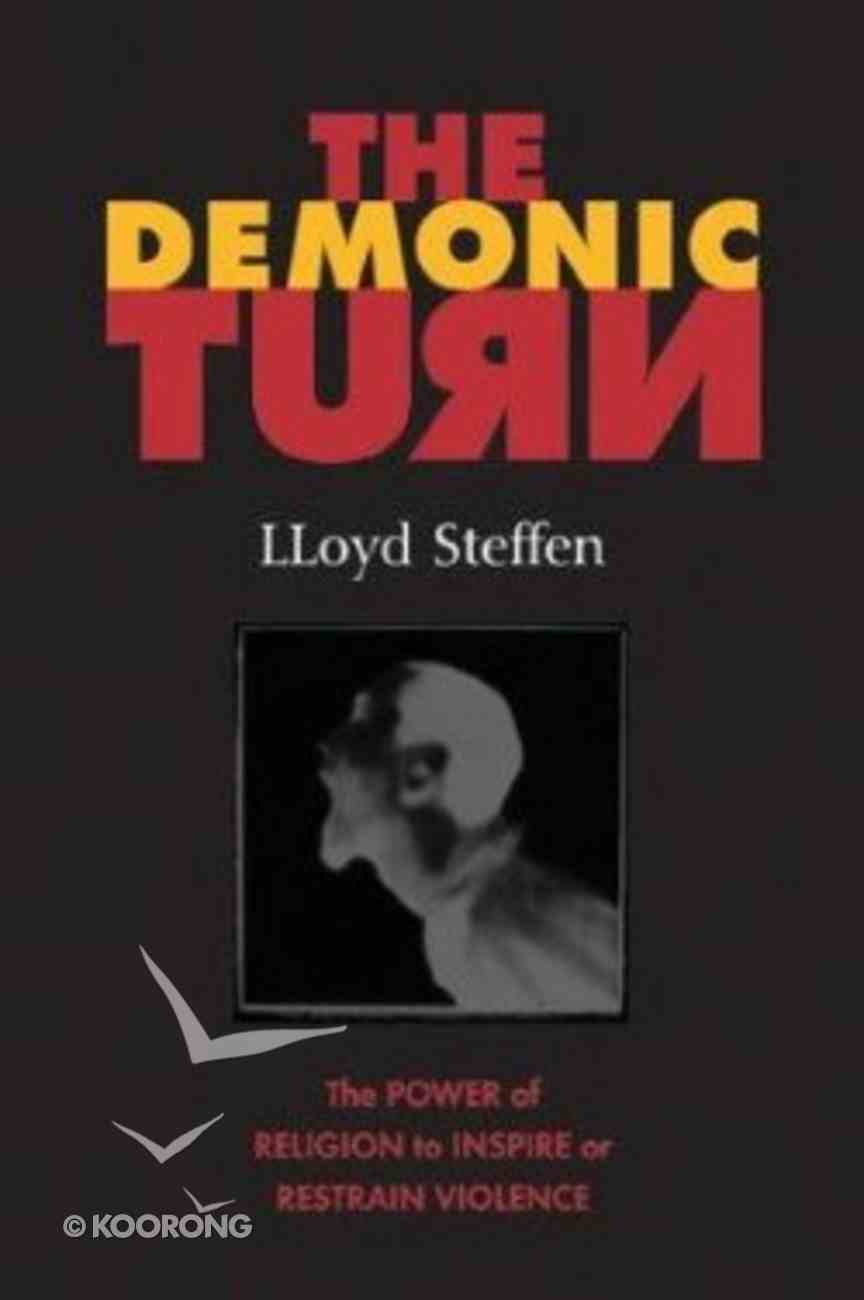 The Demonic Turn Paperback
