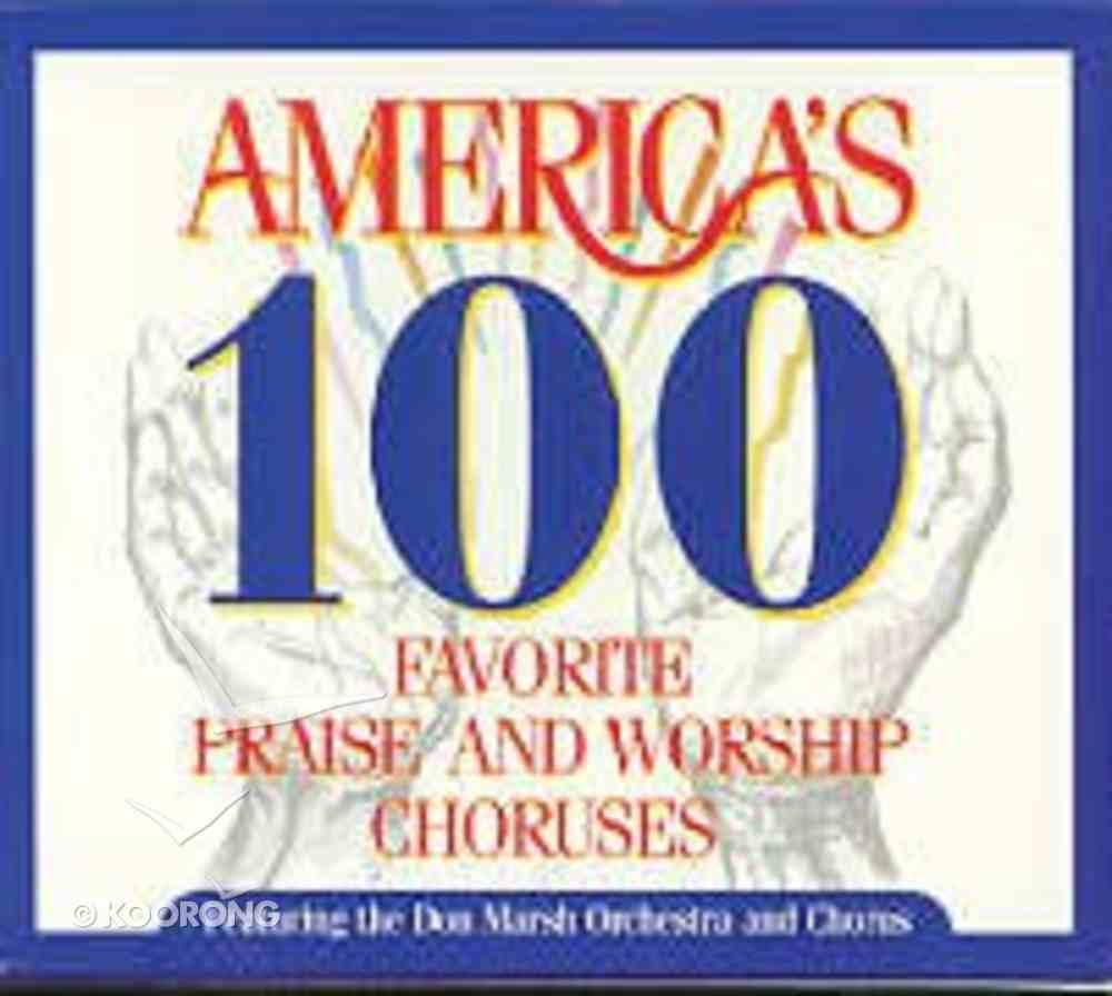 America's 100 Favorite P&W - Stereo CD