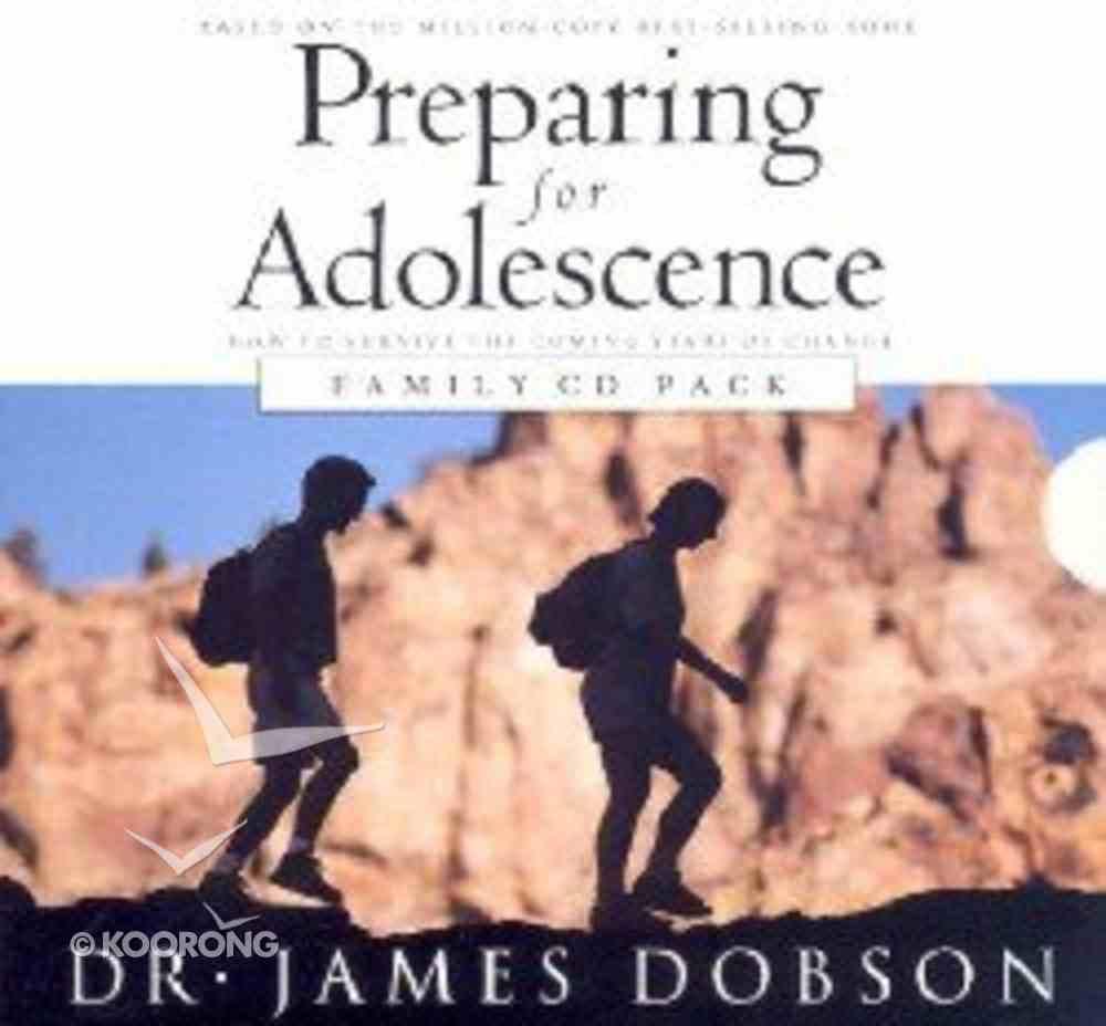 Preparing For Adolescence CD