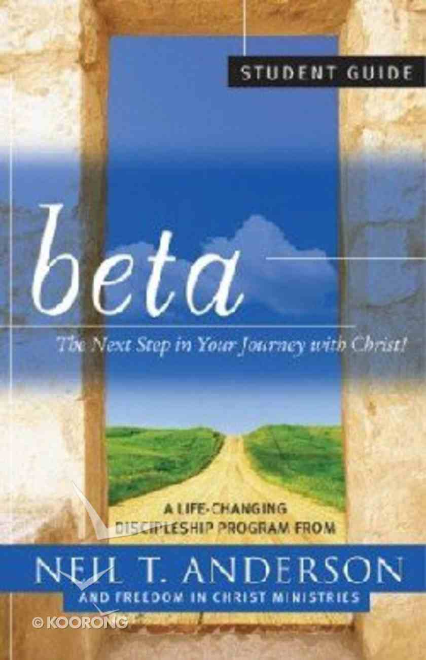 Beta (Student Guide) Paperback