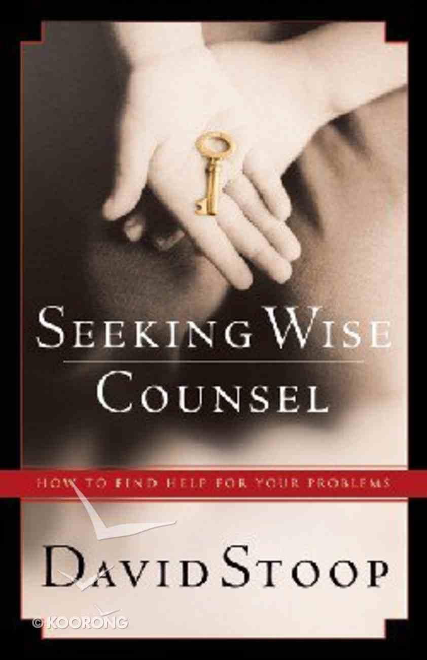 Seeking Wise Counsel Paperback