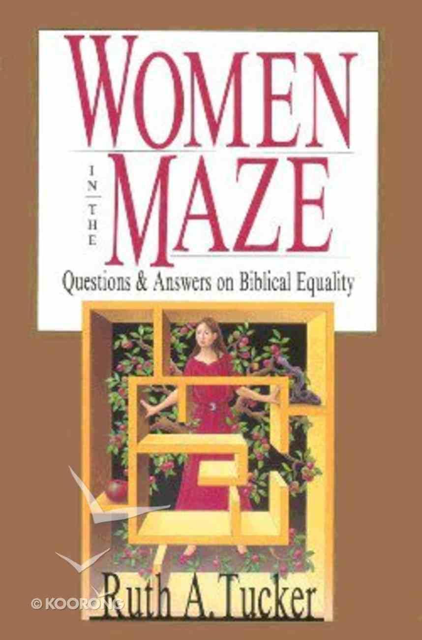Women in the Maze Paperback