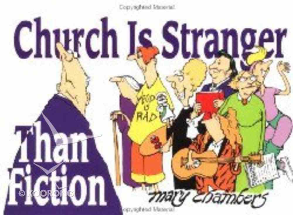Church is Stranger Than Fiction Paperback