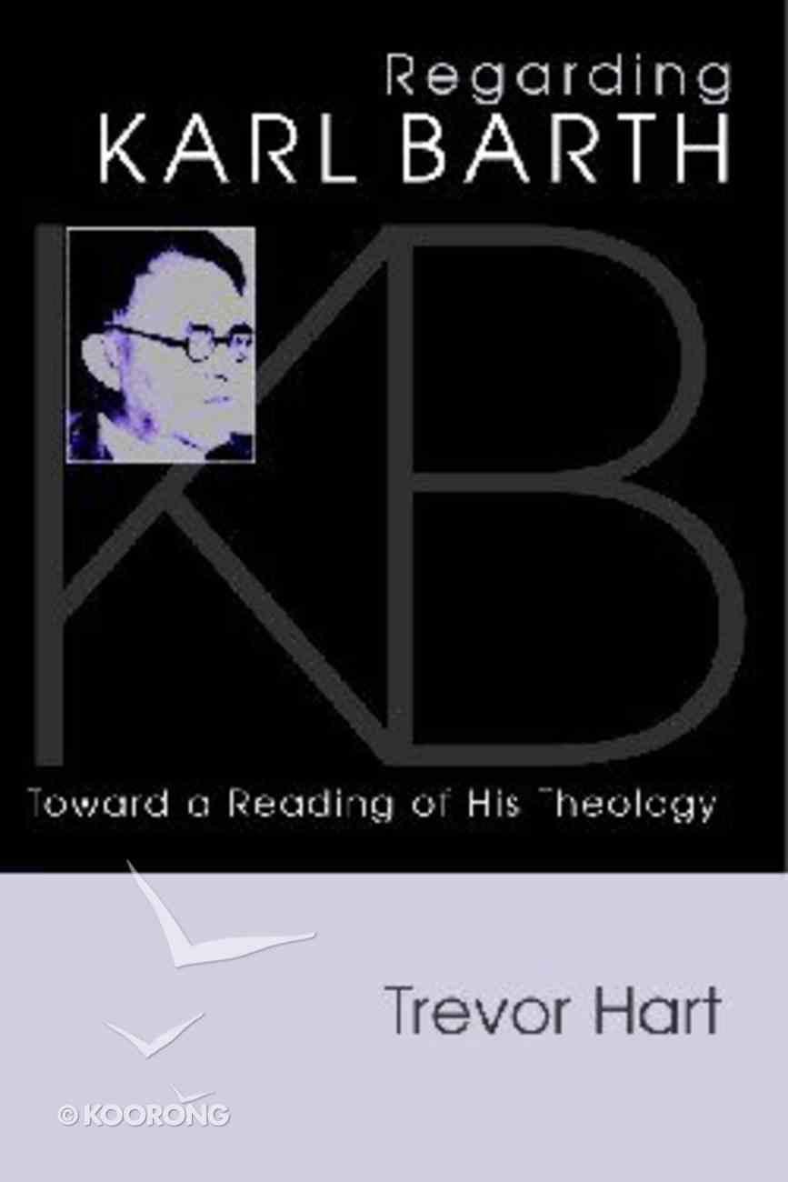 Regarding Karl Barth Paperback