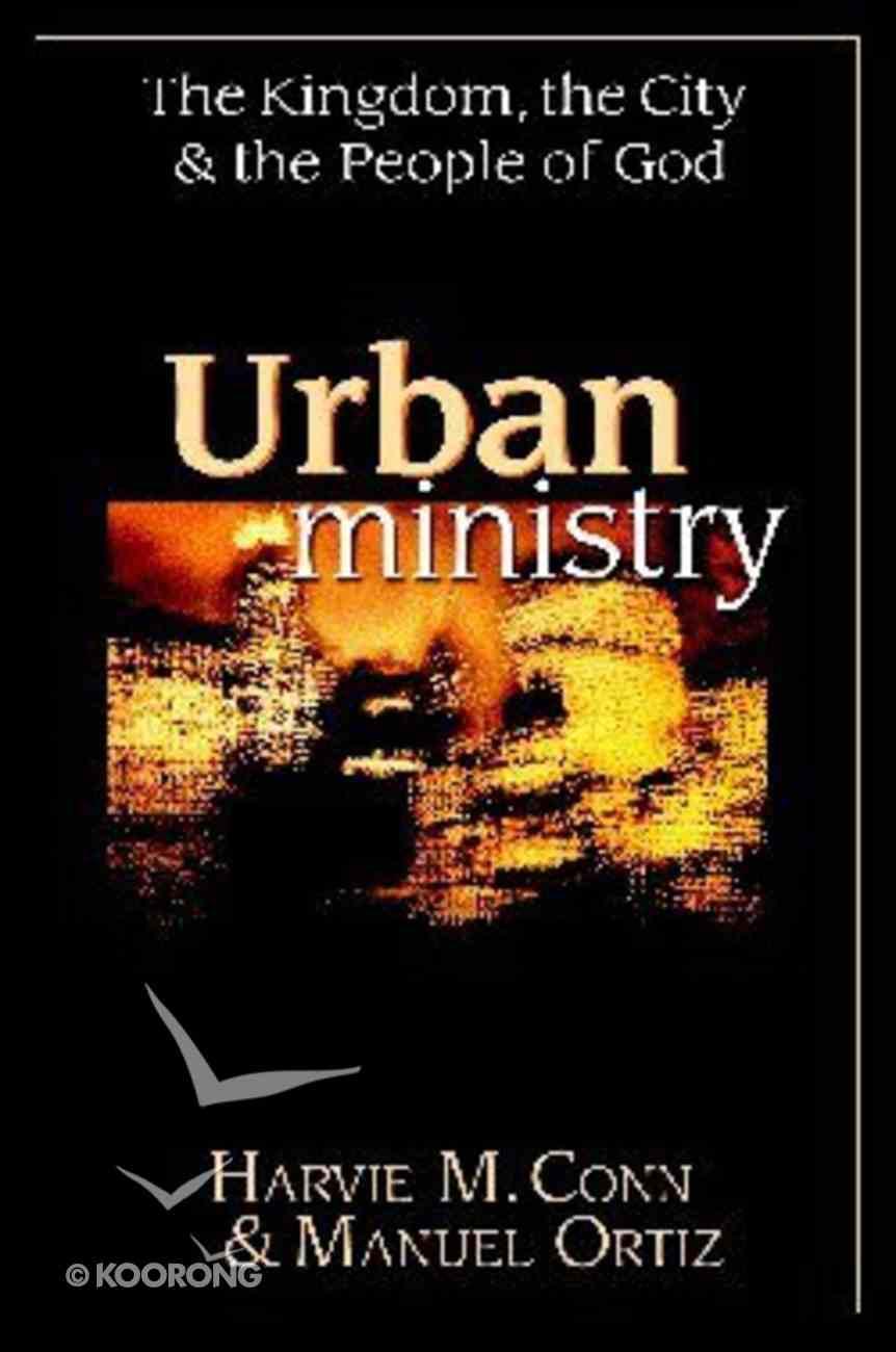 Urban Ministry Hardback