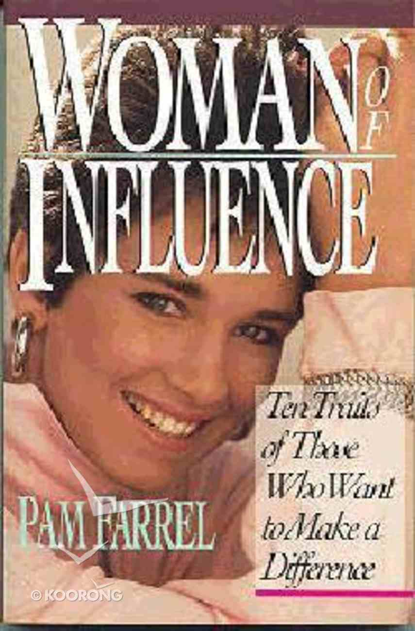 Woman of Influence Paperback