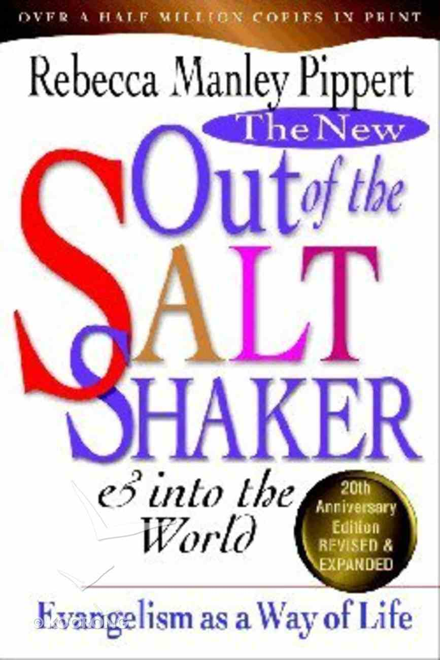 Out of the Saltshaker and Into the World (20th Anniversary Edition) Hardback