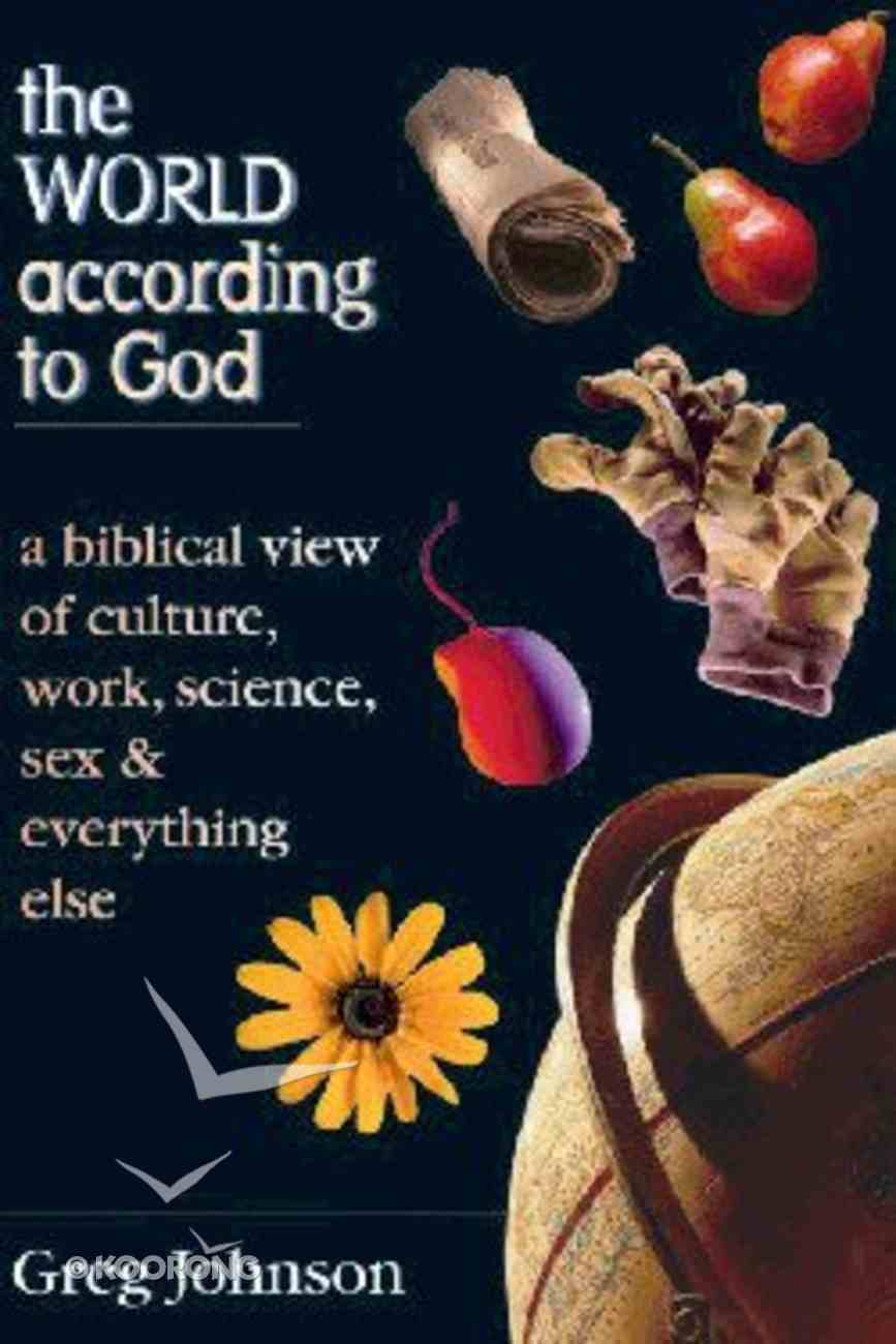 The World According to God Paperback