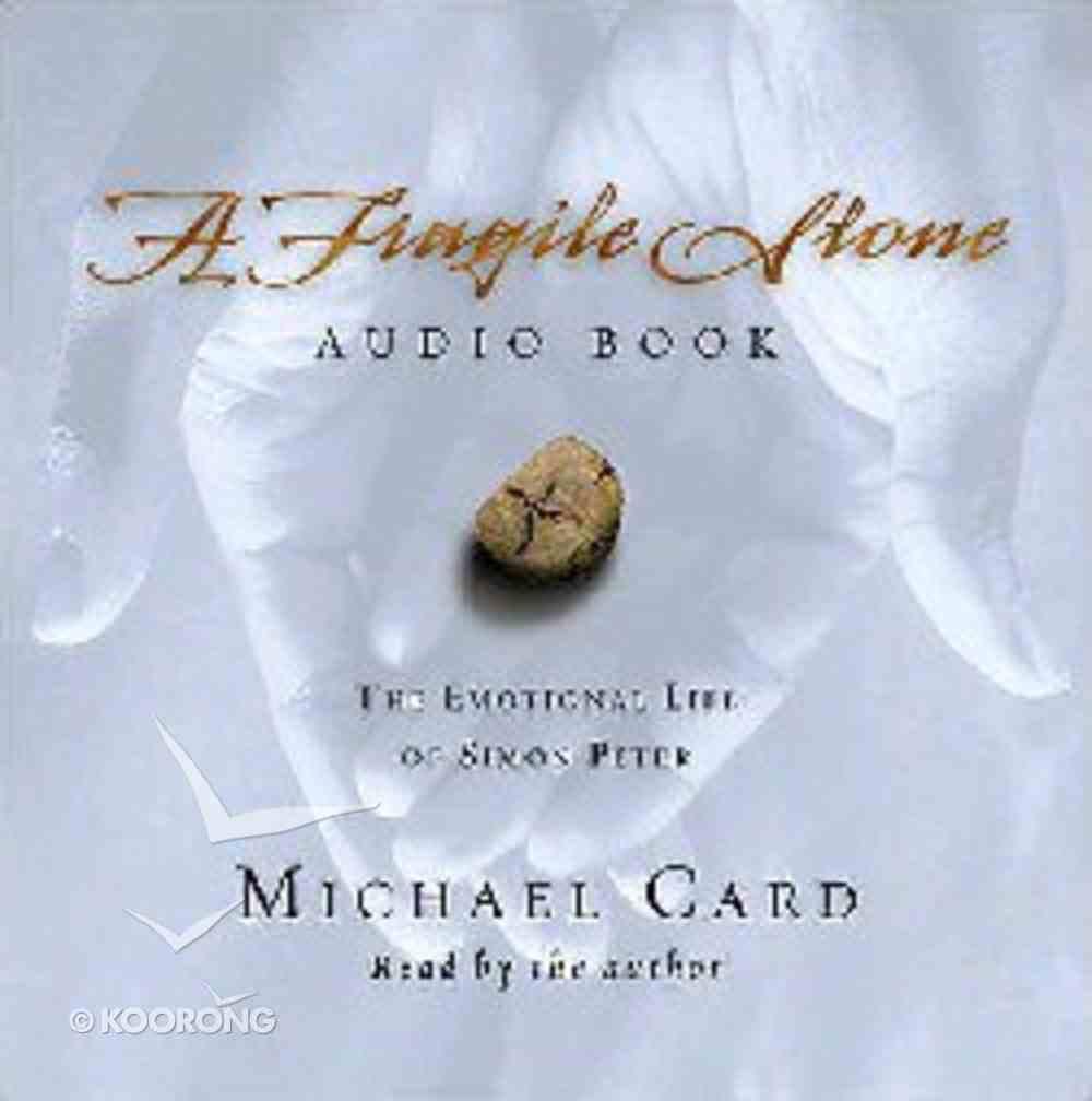A Fragile Stone CD