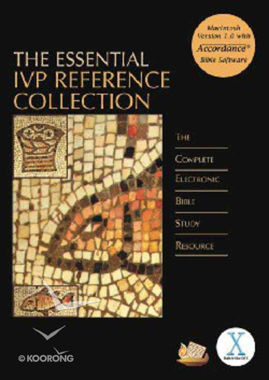 The Essential Ivp Reference Collection For Mac CD-rom