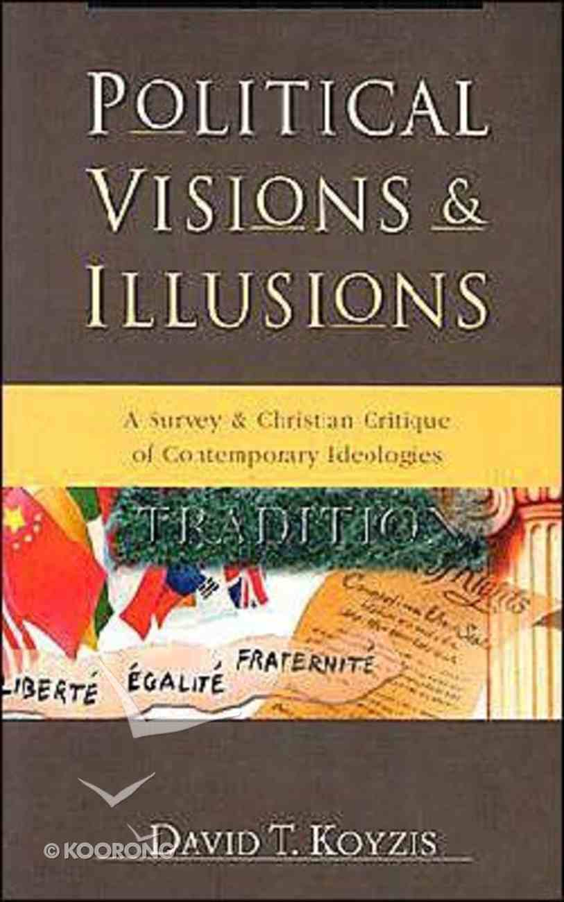 Political Visions and Illusions Paperback