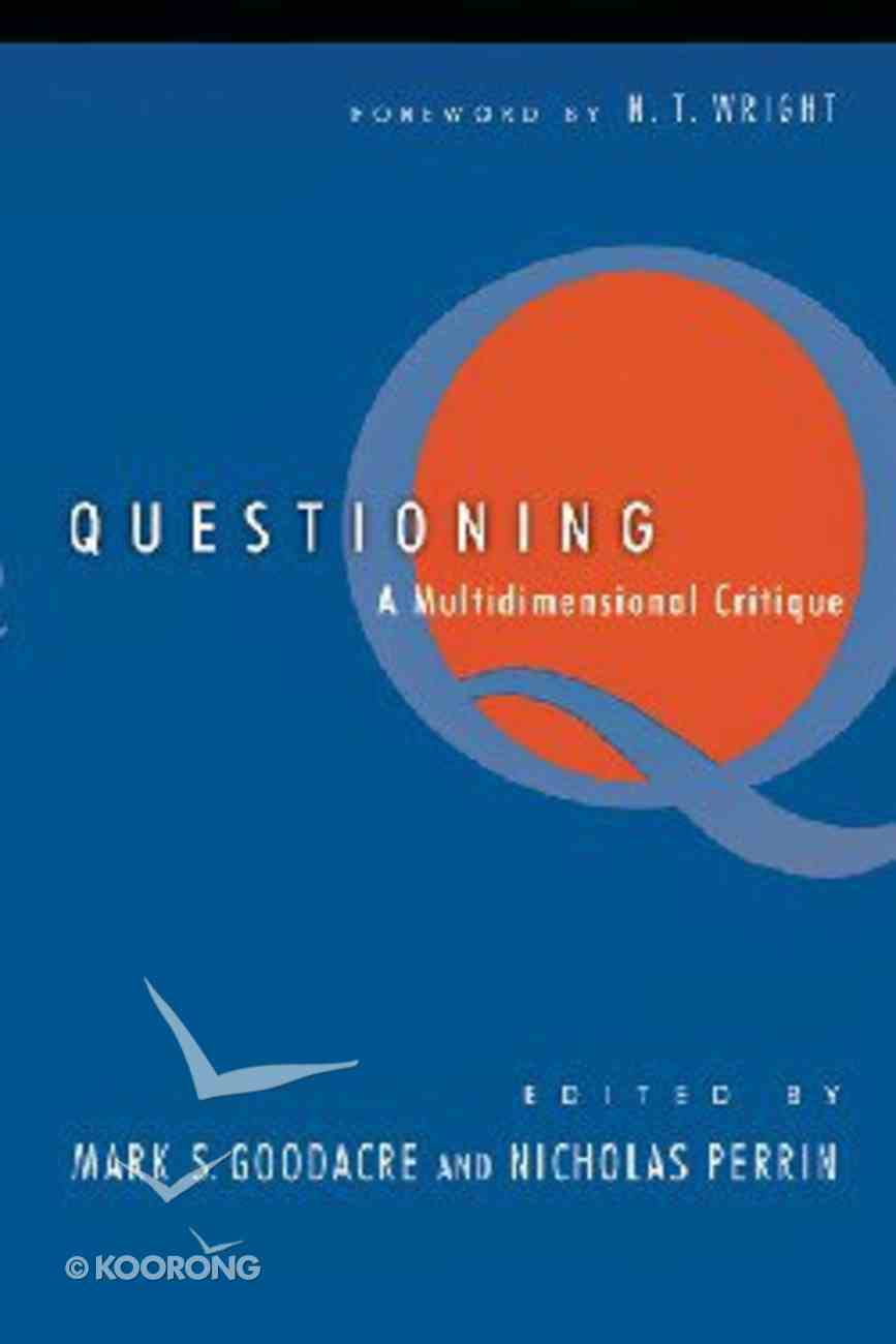 Questioning 'Q' Paperback
