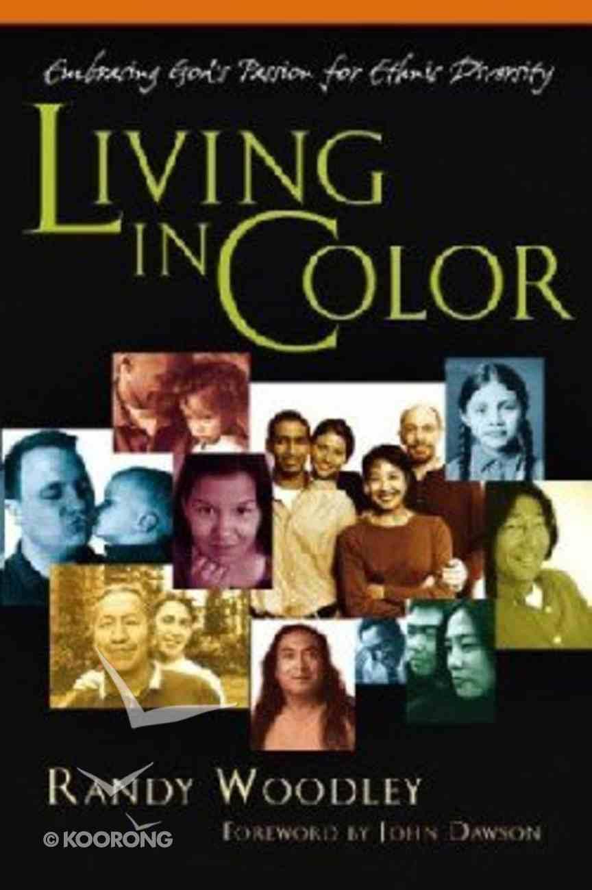 Living in Color Paperback