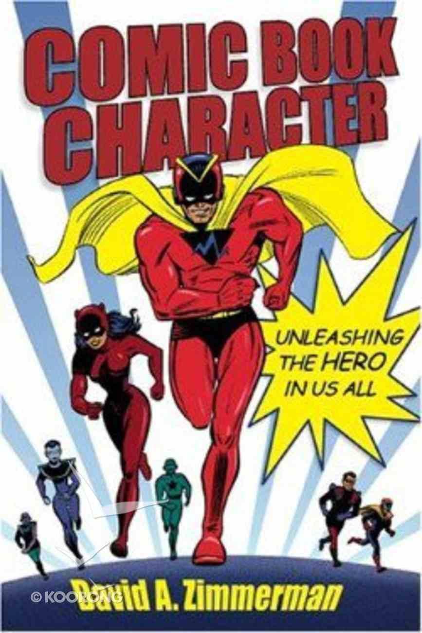 Comic Book Character Paperback