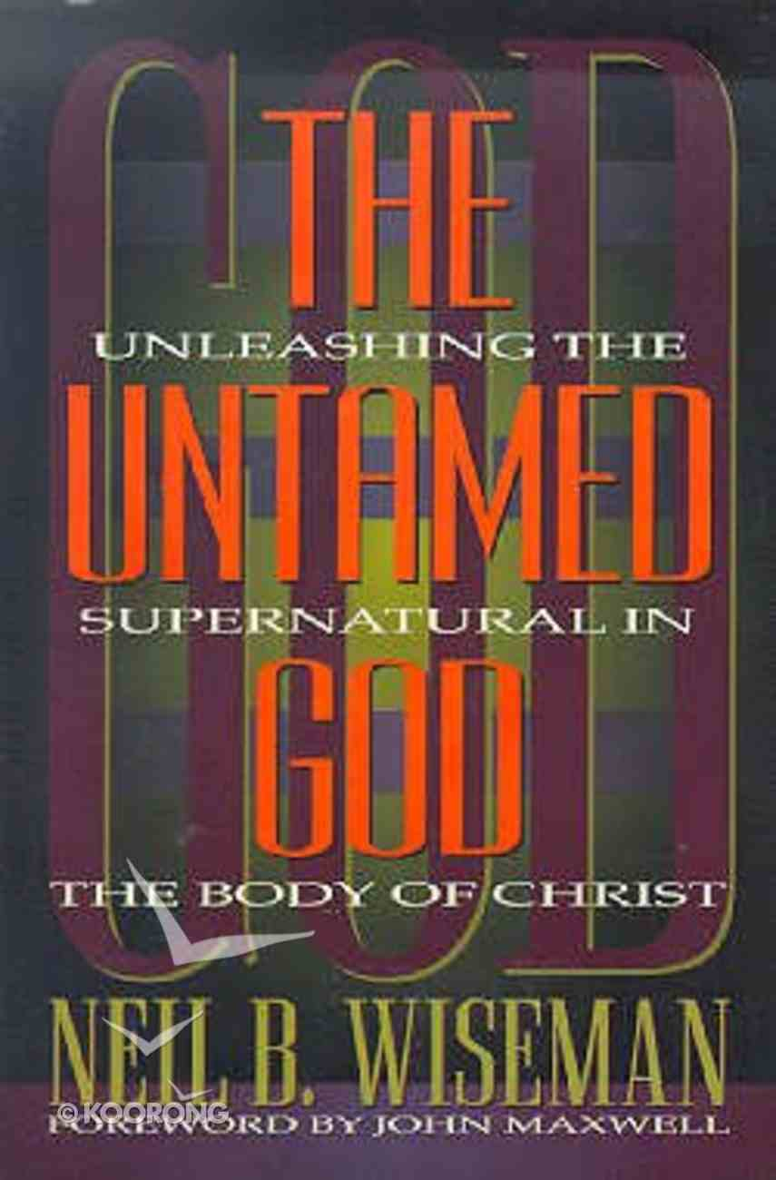 The Untamed God Hardback